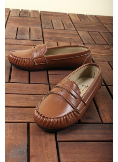 Oksit Ayakkabı Taba